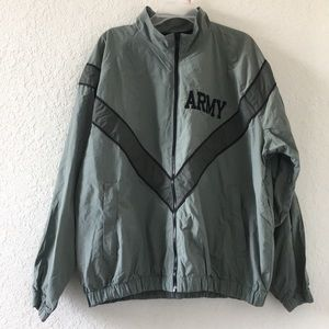 Men Army Jacket size L